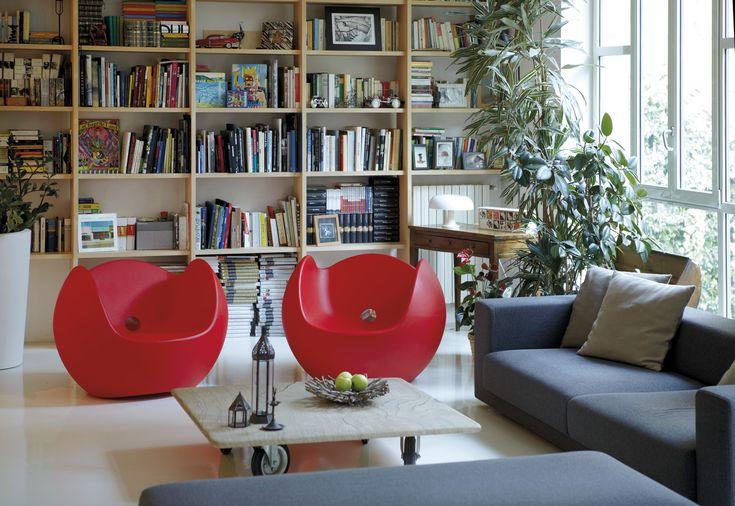 Slide Blos fotel