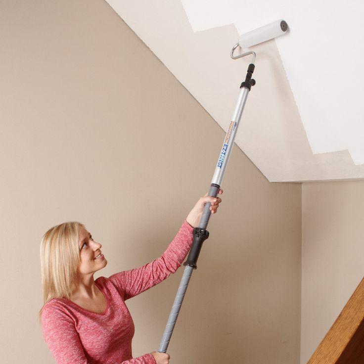 Como pintar as paredes e tetos: dicas e sugestões