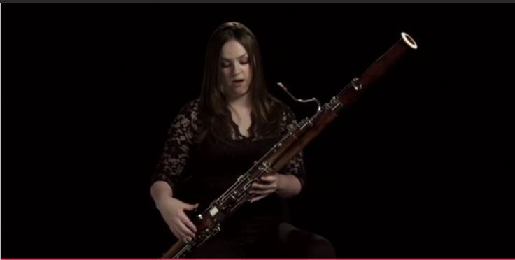 Fantastic introduction video to the Bassoon. ♫ CLICK through to preview or save for later!