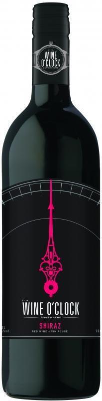 """WINE O'CLOCK - SHIRAZ PD  www.LiquorList.com """"The Marketplace for Adults with Taste!"""" @LiquorListcom   #LiquorList.com"""