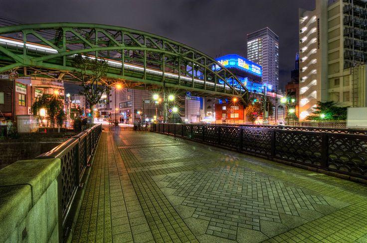 Kanda River, Akihabara // Tokyo, Japan