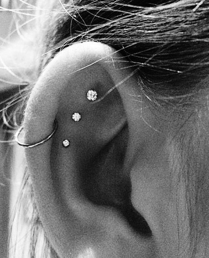 25+ best ideas about Ear piercings on Pinterest | Ear ... Ear Piercings Pinterest