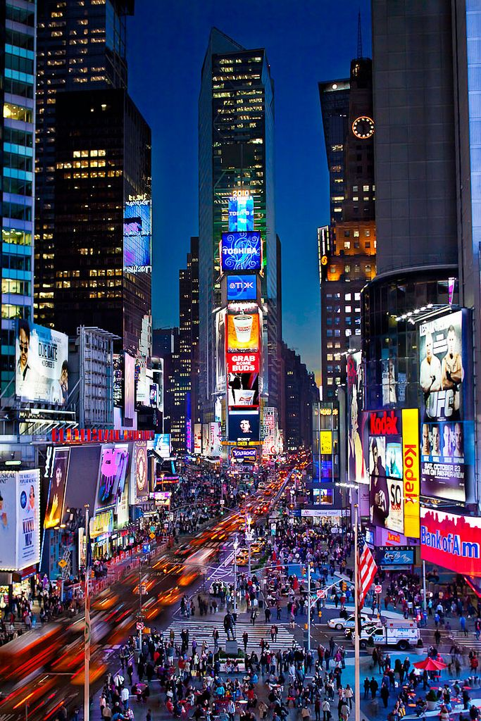 times square, new york city, new york, usa: tom mccavera.