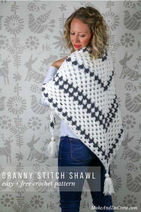 954 best chals y capltas images on Pinterest   Crochet shawl ...