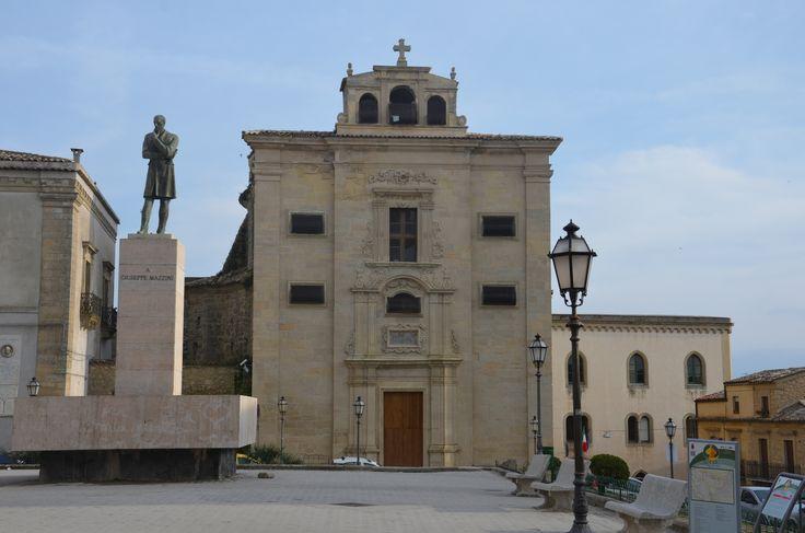 Enna, 8 aprile 2017, Chiesa di San Michele, Foto Remo Mirabella