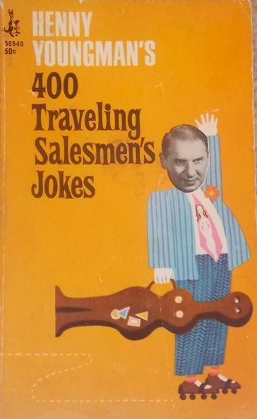 Henny Youngman literature