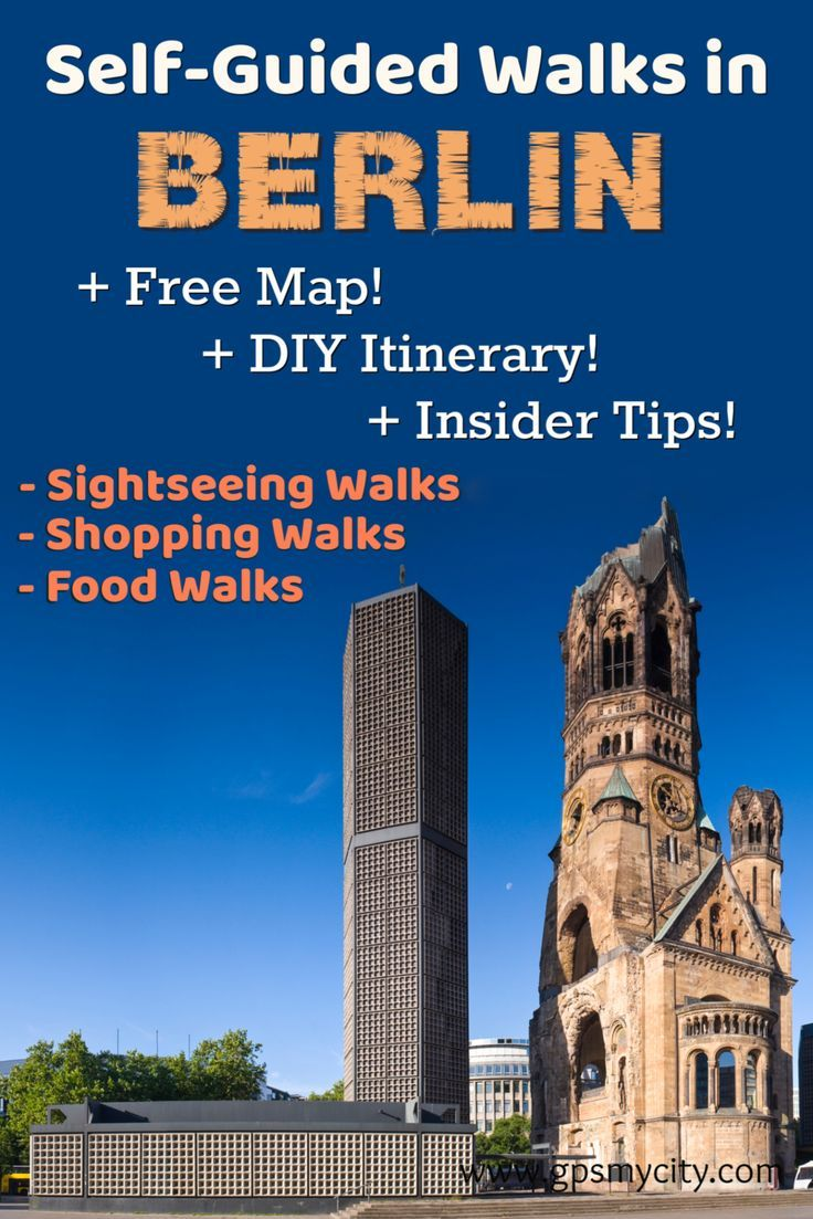 Follow These Expert Designed And Customized Diy Self Guided Walking Tours To Explore Berlin Germany On Foot At Your Walking Tour Sightseeing Belgium Travel
