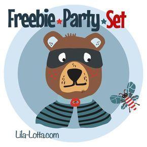 Lila Lotta Helmut und seine Superhelden rocken den Kindergeburtstag