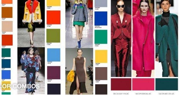 2014-2015 Sonbahar Kış Modası Renk Trendleri | Kadinveblog