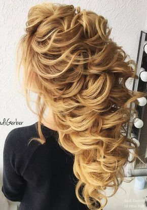 100 Wedding Hairstyles from Nadi Gerber You'll Want To Steal   Hi Miss Puff - Part 11