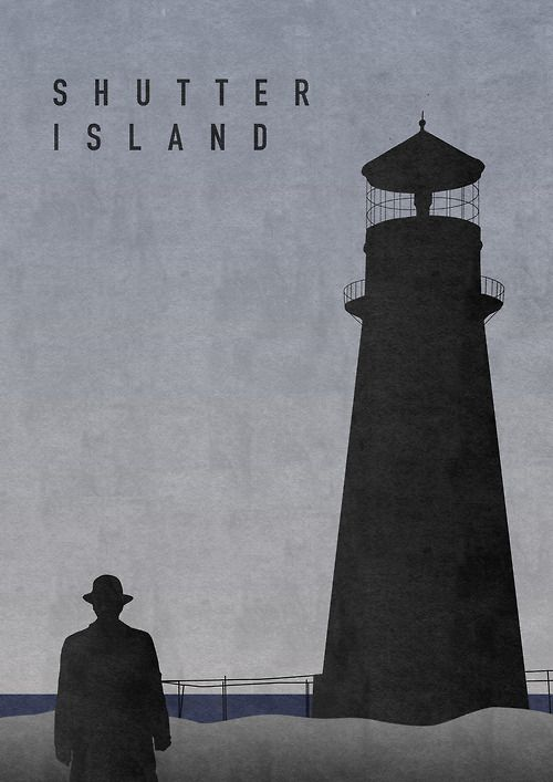 Shutter Island. There is a beautiful song on the sound track of this film...x