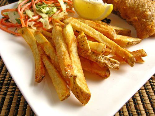 french fries and chips - photo #6
