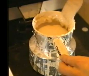 how to make gesso thicker