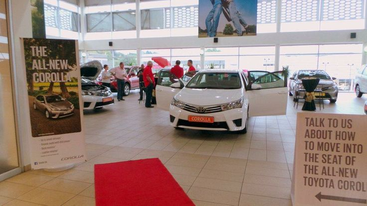 Toyota Melrose Corolla Launch