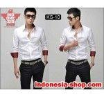 kemeja putih : KS-10 / 0857-0700-1011 / 29619DB6 / www.Indonesia-shop.com