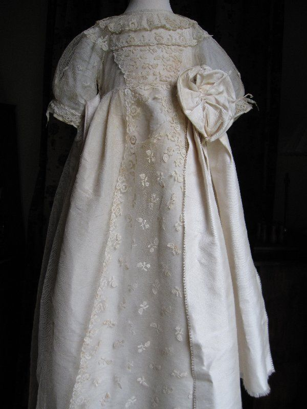 Vintage Christening Gown Fashion Tips