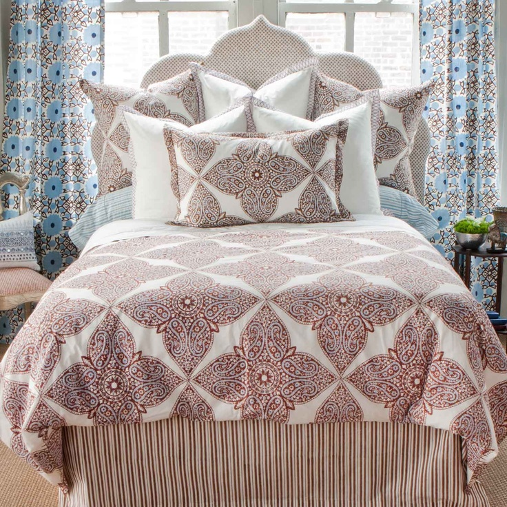 john bedding collection little red barn robshaw sample sale garnet hill