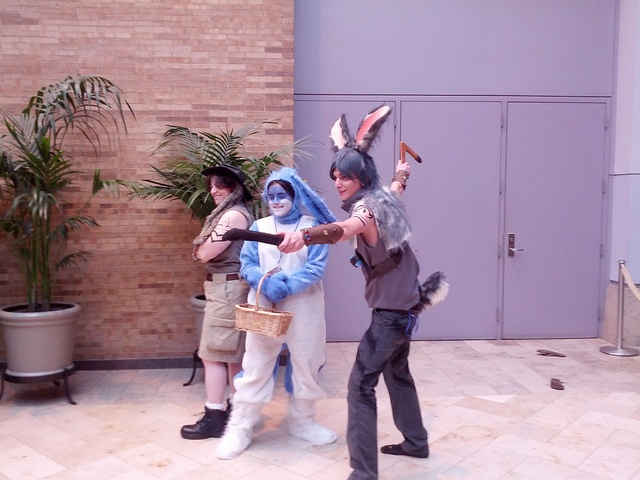 Easter Bunny Rise of t...