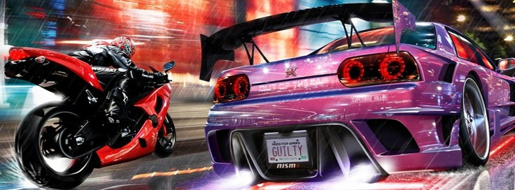 Get the new Guilty Facebook Cover for your Facebook profile