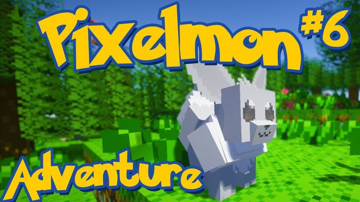 Minecraft Pixelmon Shiny Pokemon | Pixelmon Minecraft Pokemon Mod! Adventure Server Series! Episode 6 ...