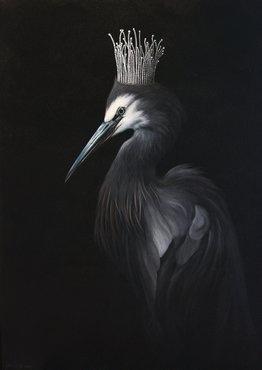 The Heron Princess - Jane Crisp 2013