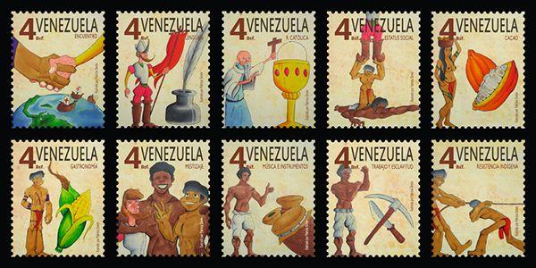 Venezolanas / Venezuelan Stamps