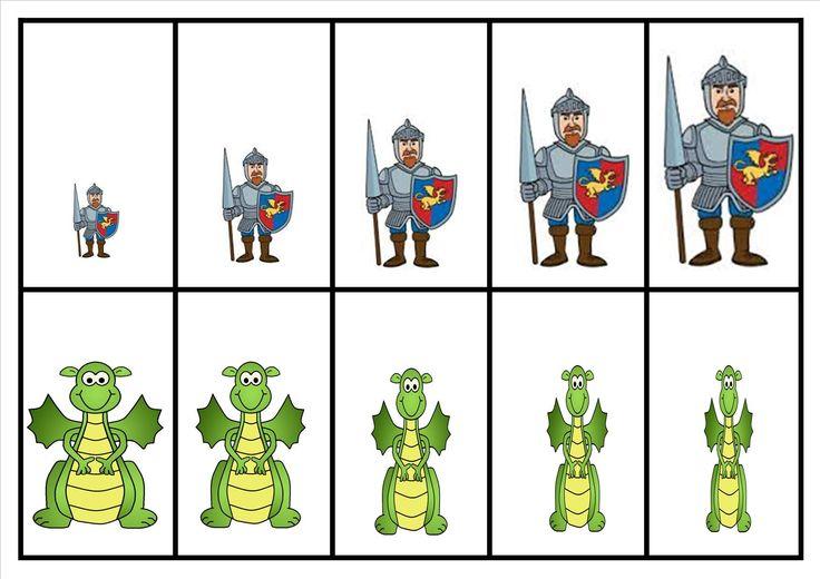 seriëren ridders
