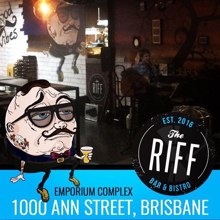 The Riff Bar & Bistro - Emporium