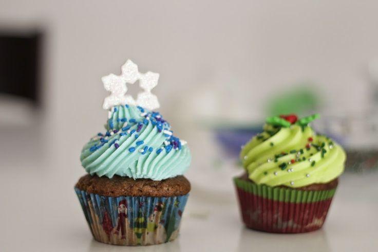 Cupcakes navideños perenelle longpré: Google+