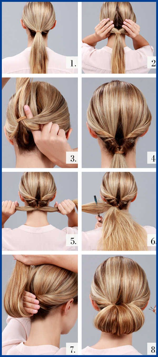 20 Best Variations Of A Easy Wedding Hairstyles Thin For Your Distinctive Style Simple Wedding Hairstyles Diy Hairstyles Easy Medium Hair Styles
