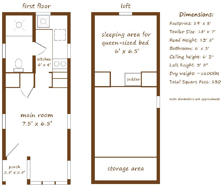 free tiny house plans on wheels floorplan by tumbleweed my tiny house on wheels small spaces pinterest tiny house plans tiny houses and wheels