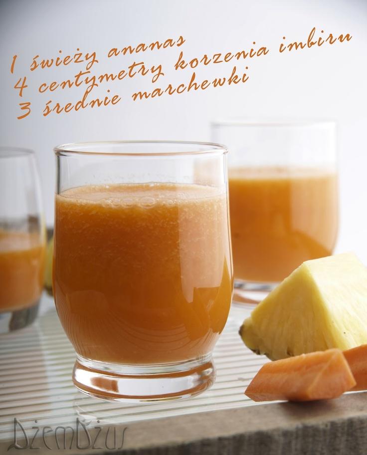 sok ananasowy