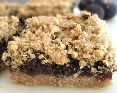 Fig bars | Recipes to try | Pinterest
