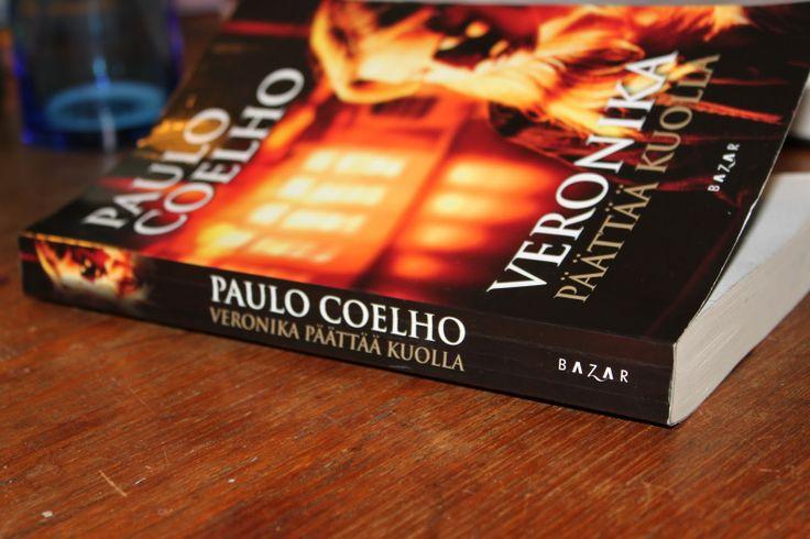 #veronika päättää kuolla #coelho- Google-haku