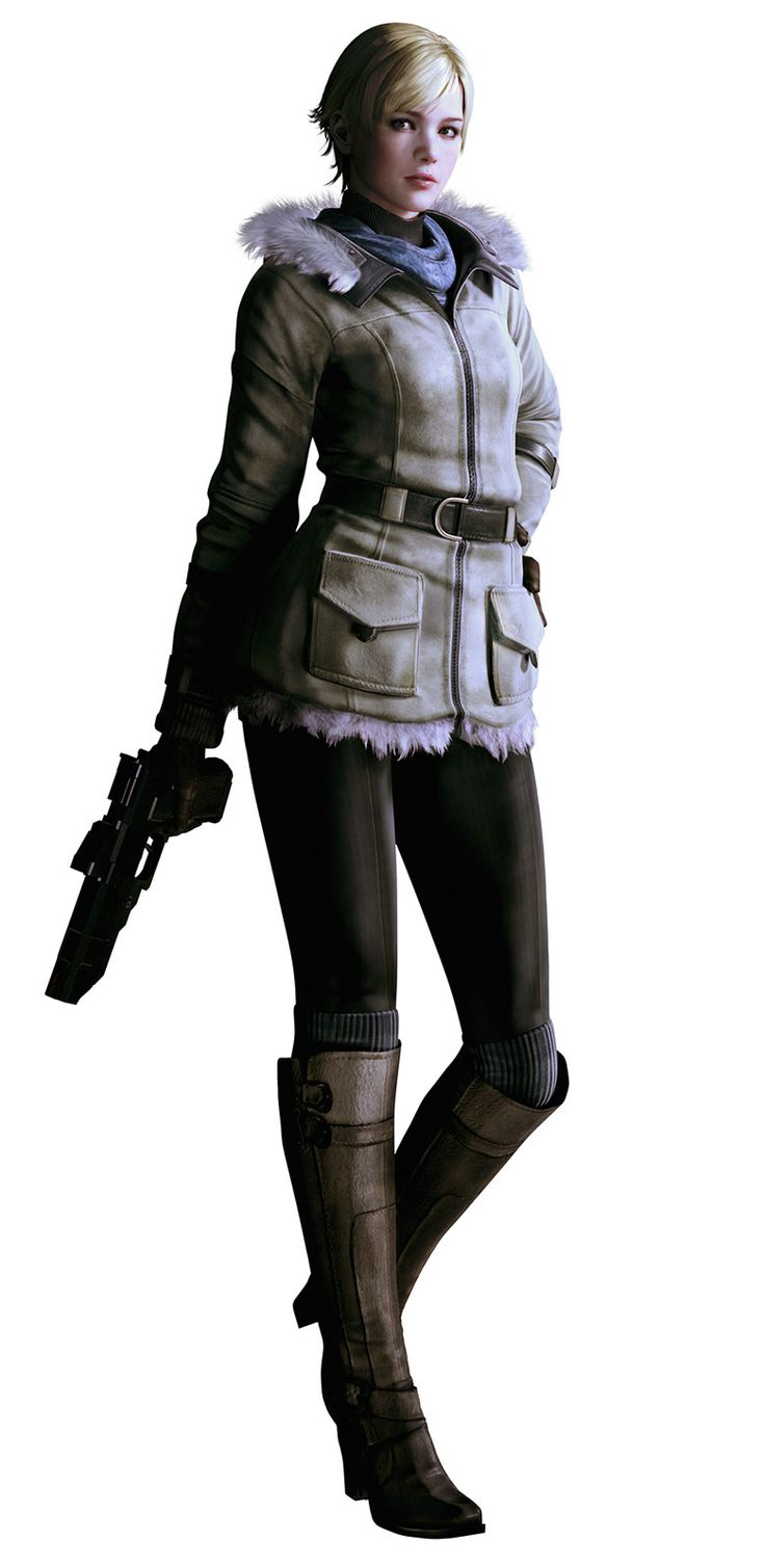 Sherry Birkin - Resident Evil 6. I didn't like her back when she was 12, now I just blame her for everything in RE 6.