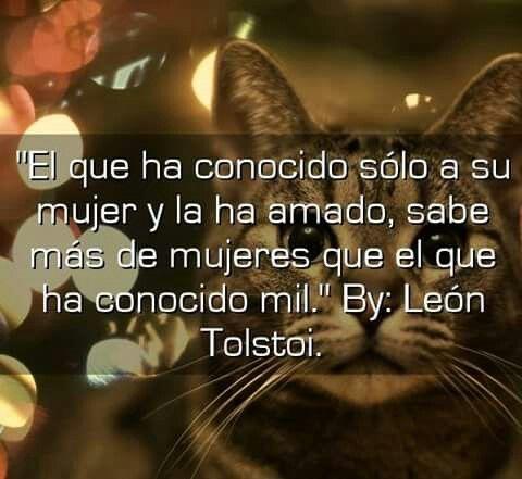 León Tolstoi.