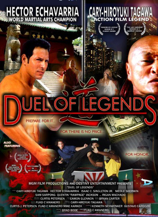 Full Watch Duel of Legends Movie Streaming in HD : Online Watch TV