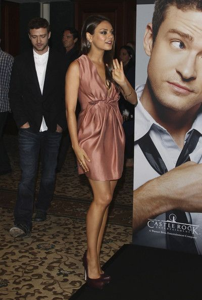 Mila Kunis - 'Friends With Benefits' Berlin Photocall