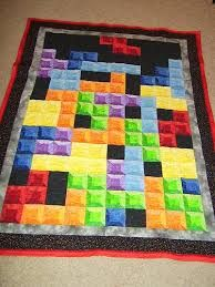 Best Tetris Party Suggestions Images On Pinterest Cake Ideas - Tetris birthday cake