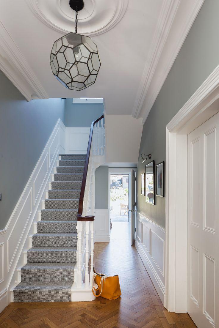 Hallway Ideas Entrance in 2020 Victorian hallway