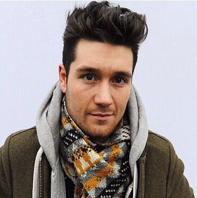 dan smith bastille scarf