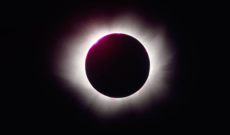 Solar eclipse dates