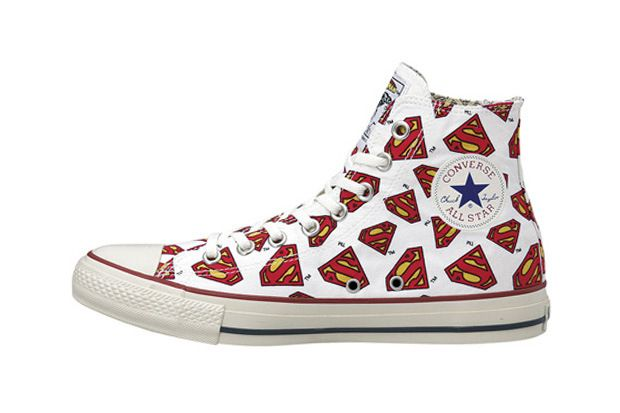 Superman shoes <3