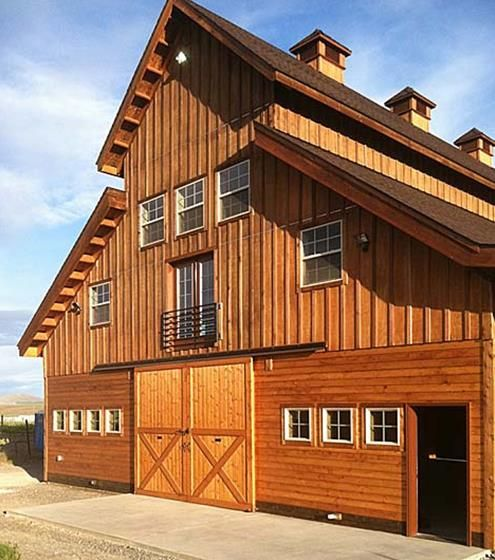 17 best images about barn exteriors on pinterest for Barn pros nationwide