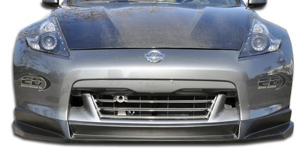 2009-2012 Nissan 370Z Duraflex SL-R Front Lip Under Spoiler Air Dam - 1 Piece