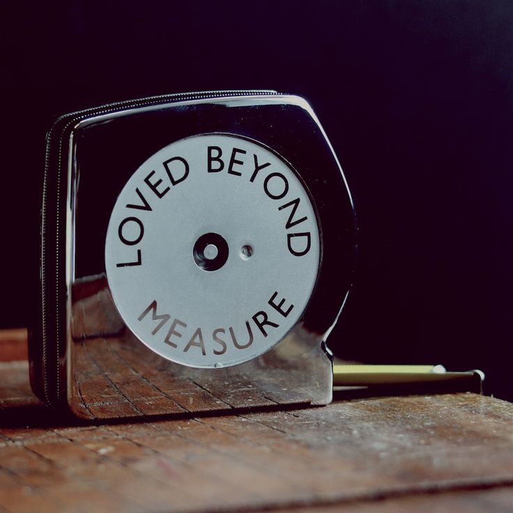 inching towards father's day #tapemeasure #loved #beyondmeasure #fathersdaygifts #fathersday