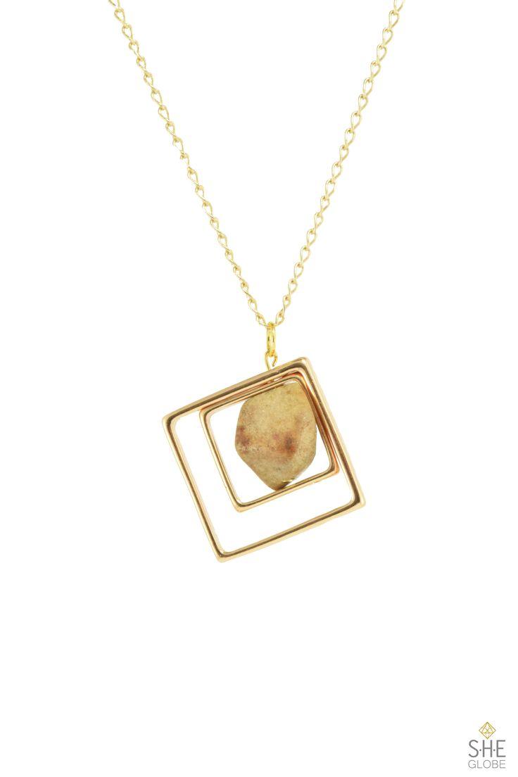 Kara Necklace - semi-precious stone | Shop the collection online. Sheglobe.com  #earring #bracelet #style #semiprecious #gemstones #gemstonejewelry #pearls #artisan #handmadejewelry #modern #classy #torontodesigner #design #designer  #fashionista #torontomade #madeintoronto #yyz #torontoevents #to #torontofashion #jewelrydesign #jewelrydesigner #handcrafted #handcraftedjewelry   #style #sheglobe #style #classic