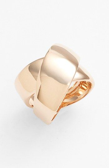 Roberto Coin Crossover Ring available at #Nordstrom