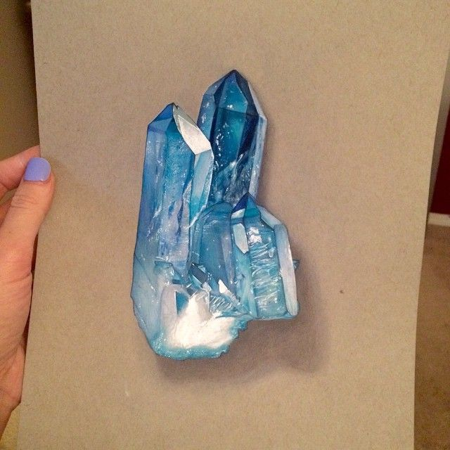 Crystals by ennife