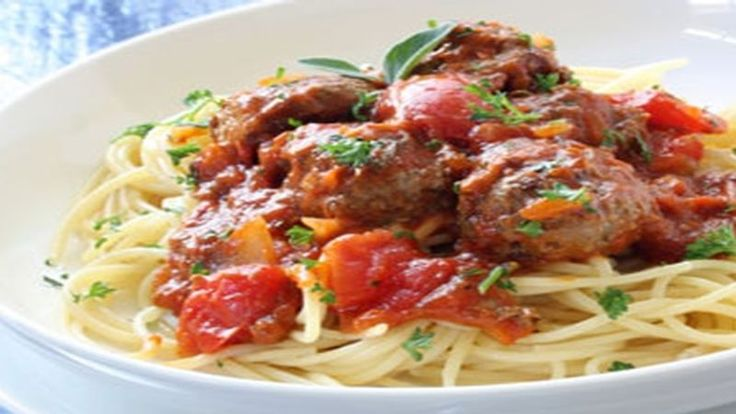 """""""This is a recipe I got from my mother years ago -- it's great.""""  Ingredients  MEATBALLS  1 pound lean ground beef  1 cup fresh bread crumbs  1 tablespoon dried parsley  1 tablespoon grated Parmesan cheese  1/4 teaspoon ground black pepper  1/8 teaspoon garlic"""